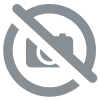 POLO BLANC (ancre coeur) MC IMPRIME MARINE NATIONALE